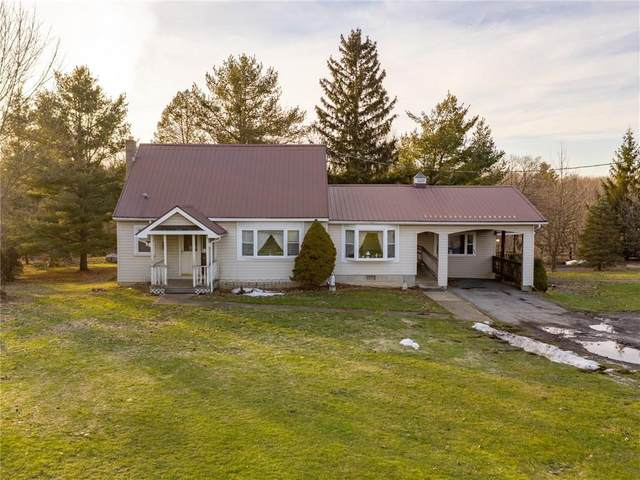 2167 Leicester Road, Leicester, NY 14481 (MLS #R1254044) :: MyTown Realty