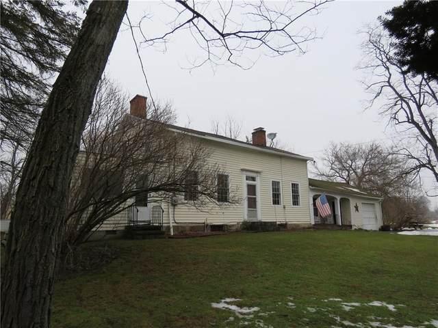 3558 Oatka Creek Road, Wheatland, NY 14482 (MLS #R1254269) :: BridgeView Real Estate Services