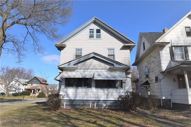 66 Vermont Street, Rochester, NY 14609 (MLS #R1254919) :: Robert PiazzaPalotto Sold Team