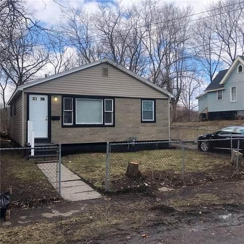 116 Richardson Avenue, Syracuse, NY 13205 (MLS #R1255216) :: Updegraff Group