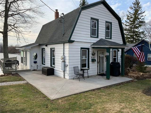 8503 E Port Bay Road, Wolcott, NY 14590 (MLS #R1256169) :: BridgeView Real Estate Services