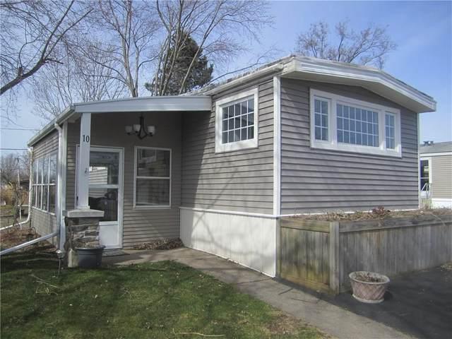 10 Dogwood Drive, Hamlin, NY 14464 (MLS #R1256209) :: Robert PiazzaPalotto Sold Team