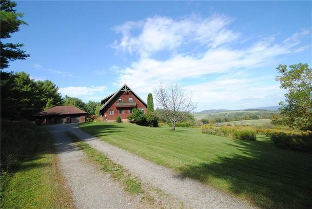 6295 Gypsy Hill Road, Hornellsville, NY 14843 (MLS #R1256783) :: Robert PiazzaPalotto Sold Team