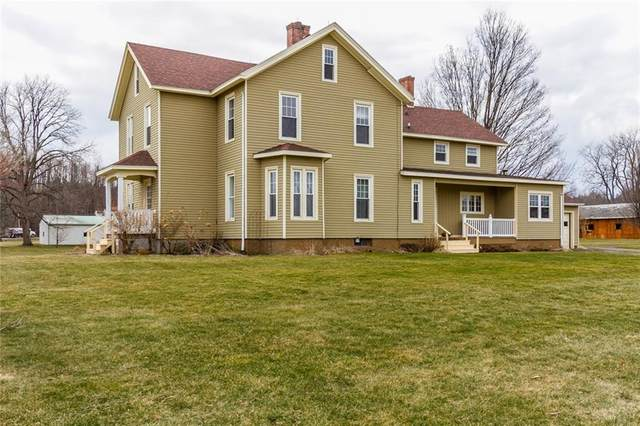 2120 Lester Road, Phelps, NY 14532 (MLS #R1257012) :: MyTown Realty