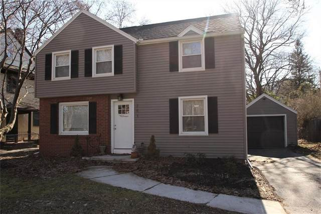 361 Thomas Avenue, Irondequoit, NY 14617 (MLS #R1257283) :: Robert PiazzaPalotto Sold Team