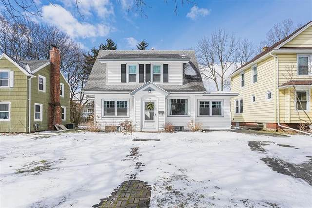 63 Sylvan Road, Brighton, NY 14618 (MLS #R1257479) :: Robert PiazzaPalotto Sold Team