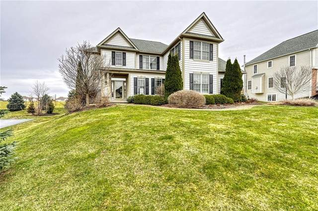 17 Pepperwood Court, Pittsford, NY 14534 (MLS #R1257511) :: The CJ Lore Team | RE/MAX Hometown Choice