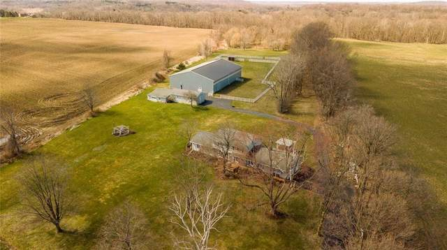 233 Phelps Road, Rush, NY 14472 (MLS #R1257741) :: BridgeView Real Estate Services