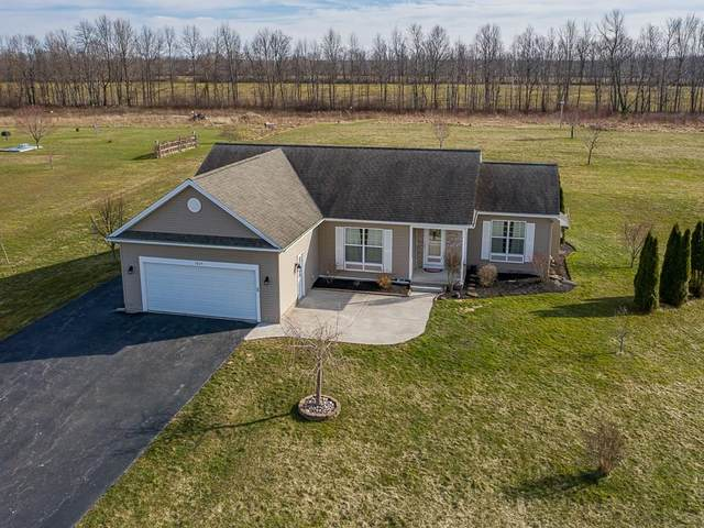 1029 Lawrence Road, Clarkson, NY 14468 (MLS #R1257828) :: Robert PiazzaPalotto Sold Team