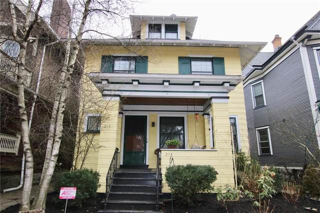 215 Anderson Place, Buffalo, NY 14222 (MLS #R1257835) :: Updegraff Group