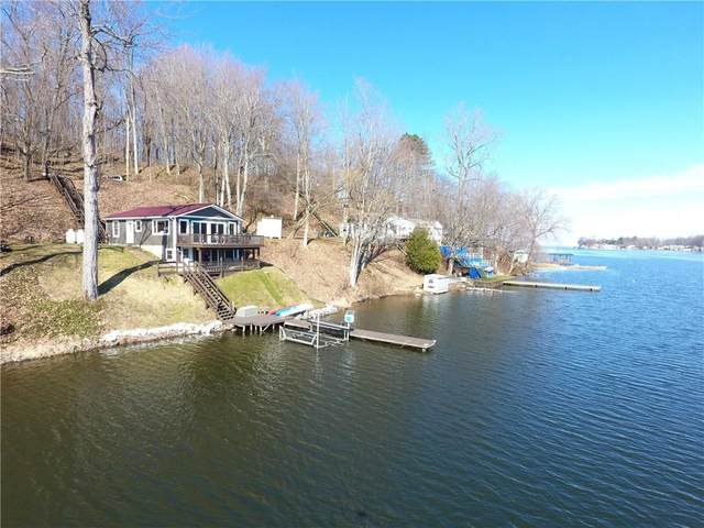 11753 Tompkins Point Road, Wolcott, NY 14590 (MLS #R1257869) :: BridgeView Real Estate Services