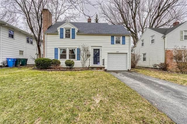 107 Edgemont Road, Rochester, NY 14620 (MLS #R1257958) :: Updegraff Group