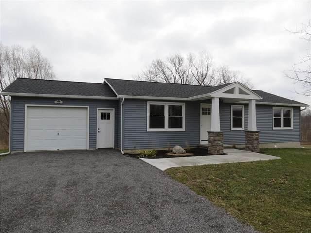 1330 Alderman Road, Macedon, NY 14522 (MLS #R1257996) :: BridgeView Real Estate Services