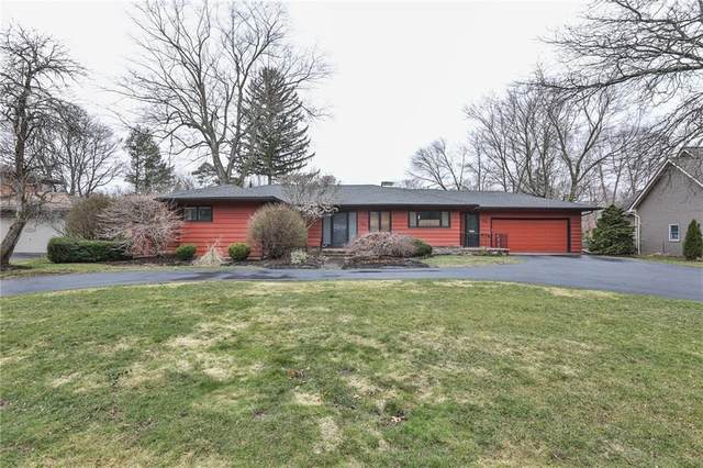 321 Council Rock Avenue, Brighton, NY 14610 (MLS #R1258104) :: Robert PiazzaPalotto Sold Team