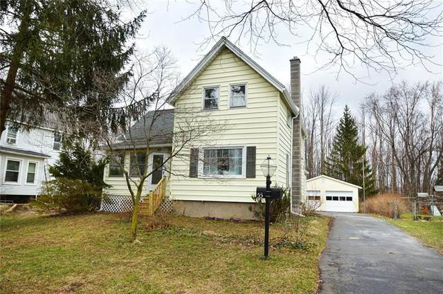 55 Orchard Street, Webster, NY 14580 (MLS #R1258117) :: Robert PiazzaPalotto Sold Team