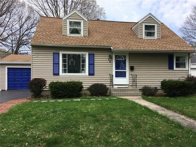 76 Edmonton Road, Rochester, NY 14609 (MLS #R1258186) :: Robert PiazzaPalotto Sold Team