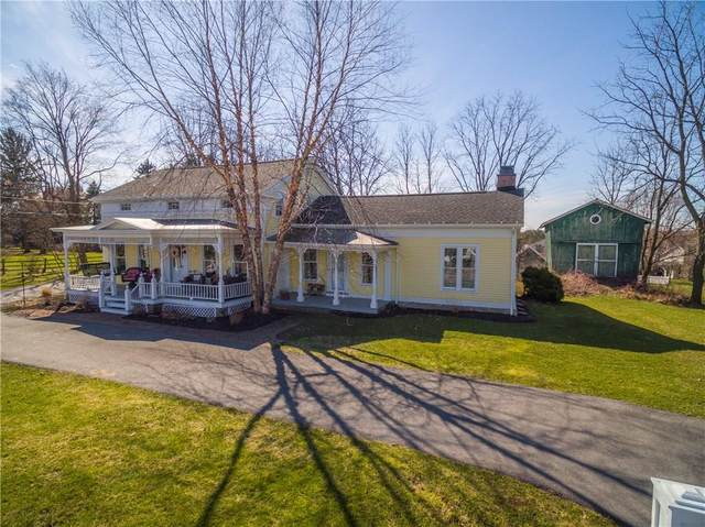 291 Tobey Road, Pittsford, NY 14534 (MLS #R1258355) :: The CJ Lore Team | RE/MAX Hometown Choice