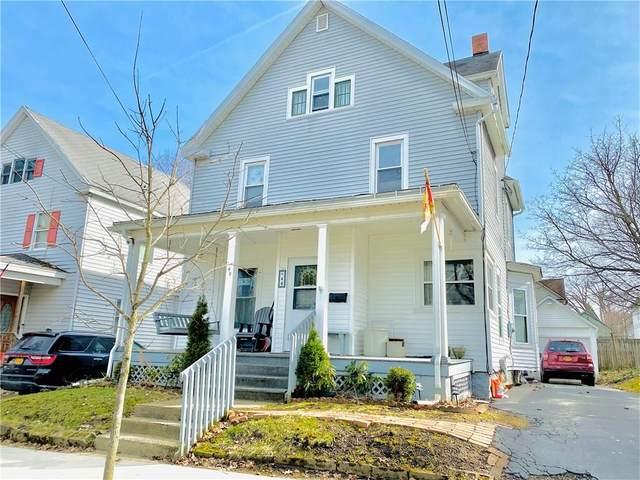 40 Chestnut Street, Jamestown, NY 14701 (MLS #R1258368) :: Robert PiazzaPalotto Sold Team