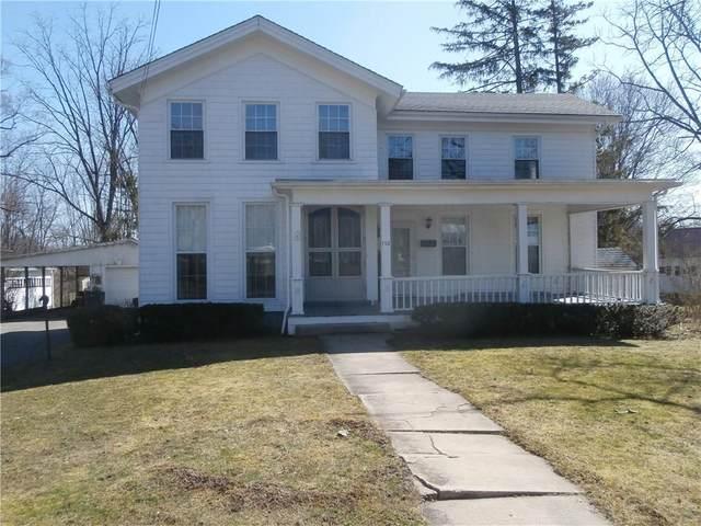 112 Cayuga Street, Seneca Falls, NY 13148 (MLS #R1258411) :: BridgeView Real Estate Services