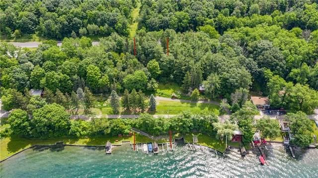 LOT 5 680-692 E Lake Road, Barrington, NY 14527 (MLS #R1258506) :: Robert PiazzaPalotto Sold Team