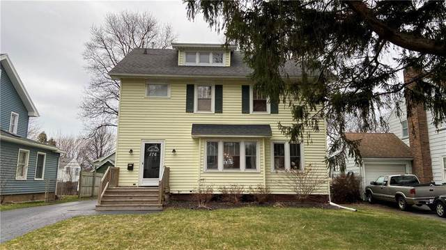 176 Elm Drive, Rochester, NY 14609 (MLS #R1258615) :: The CJ Lore Team | RE/MAX Hometown Choice