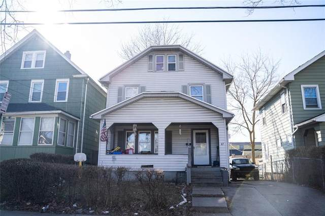 87 Dix Street, Rochester, NY 14606 (MLS #R1258622) :: Robert PiazzaPalotto Sold Team
