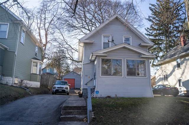 103 Marion Street, Rochester, NY 14610 (MLS #R1258623) :: Robert PiazzaPalotto Sold Team