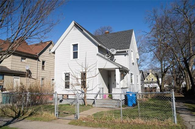 76 Oriole Street, Rochester, NY 14613 (MLS #R1258626) :: Robert PiazzaPalotto Sold Team