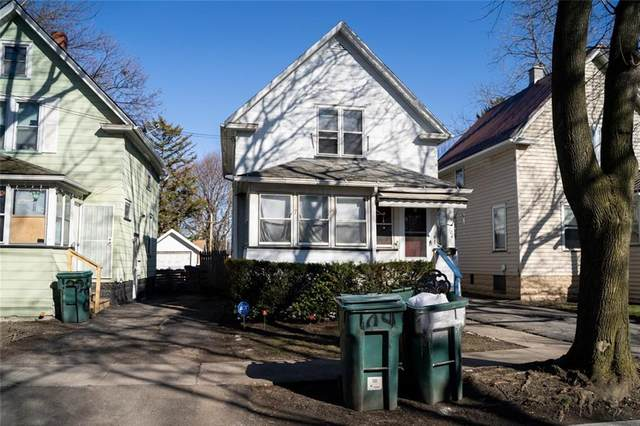 104 Delmar Street, Rochester, NY 14606 (MLS #R1258629) :: Robert PiazzaPalotto Sold Team