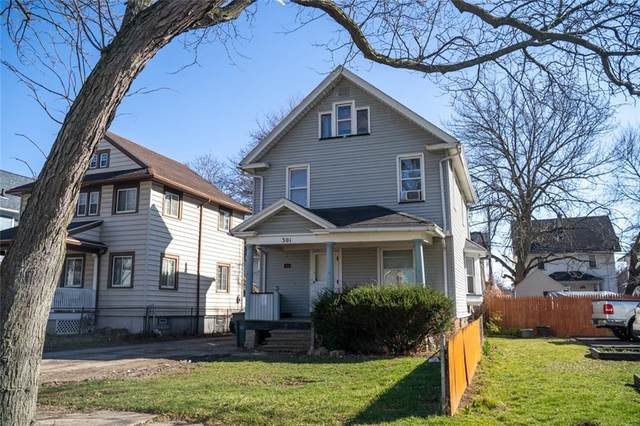 301 Selye, Rochester, NY 14613 (MLS #R1258634) :: Robert PiazzaPalotto Sold Team