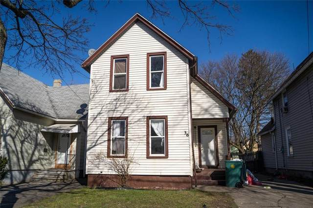 36 Sterling Street, Rochester, NY 14606 (MLS #R1258641) :: Robert PiazzaPalotto Sold Team