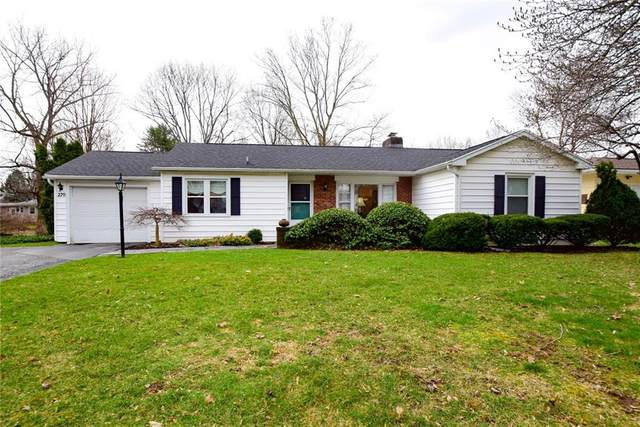 270 Willowbend Road, Brighton, NY 14618 (MLS #R1258654) :: Robert PiazzaPalotto Sold Team