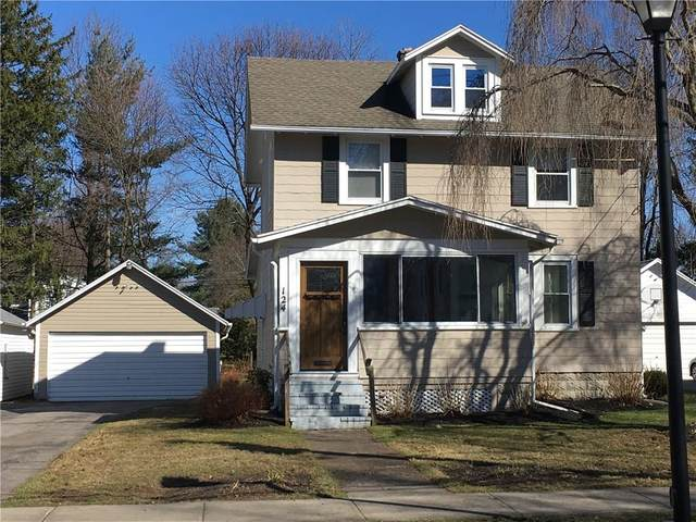 124 Dunning Avenue, Webster, NY 14580 (MLS #R1258714) :: The CJ Lore Team | RE/MAX Hometown Choice