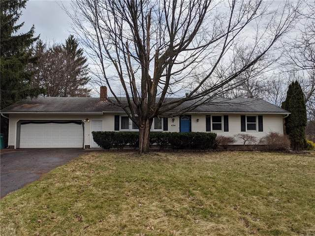 454 Reeves Road, Pittsford, NY 14534 (MLS #R1258731) :: The CJ Lore Team | RE/MAX Hometown Choice