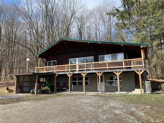 1754 Waterwells Road, Alfred, NY 14803 (MLS #R1258753) :: BridgeView Real Estate Services