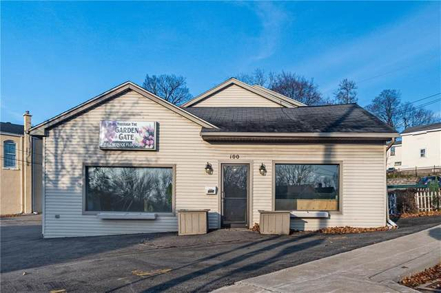 100 West Main Street Highway, Macedon, NY 14502 (MLS #R1258772) :: BridgeView Real Estate Services