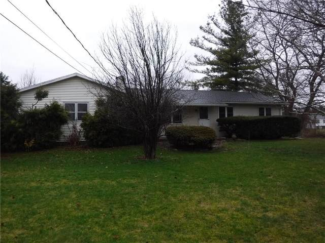 2976 Bronson Hill Road, Avon, NY 14414 (MLS #R1258882) :: Robert PiazzaPalotto Sold Team