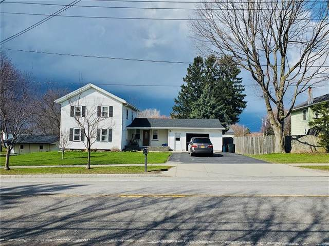 65 Main Street, Livonia, NY 14487 (MLS #R1258884) :: Robert PiazzaPalotto Sold Team