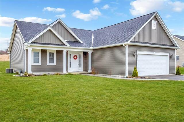 5216 Whitecliff Drive, Canandaigua-Town, NY 14424 (MLS #R1258905) :: Updegraff Group