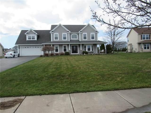 24 Fallwood Terrace, Parma, NY 14468 (MLS #R1258916) :: Lore Real Estate Services