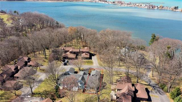 670 North Cove Drive Pvt, Webster, NY 14580 (MLS #R1258928) :: Robert PiazzaPalotto Sold Team
