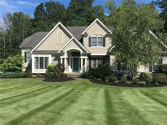 32 Boulder Creek Drive, Rush, NY 14543 (MLS #R1258960) :: BridgeView Real Estate Services