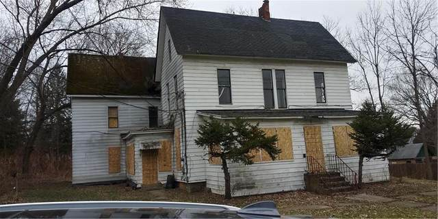 133 Hallock Street, Jamestown, NY 14701 (MLS #R1258989) :: Robert PiazzaPalotto Sold Team