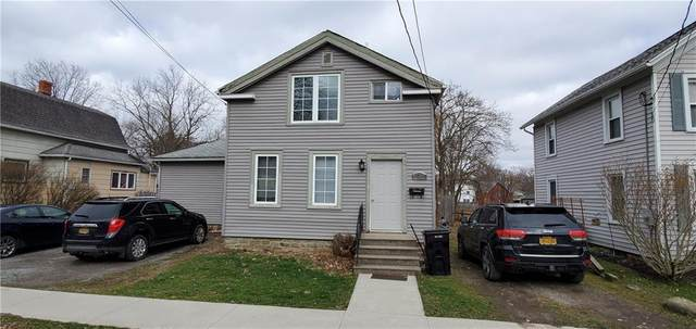 27 Leonard Street, North Dansville, NY 14437 (MLS #R1259209) :: MyTown Realty