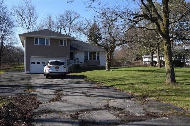1281 Calkins Road, Henrietta, NY 14534 (MLS #R1259293) :: Robert PiazzaPalotto Sold Team