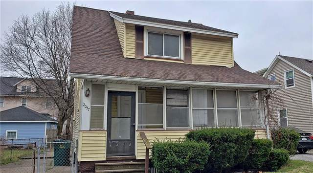 2057 E Main Street, Rochester, NY 14609 (MLS #R1259324) :: Robert PiazzaPalotto Sold Team