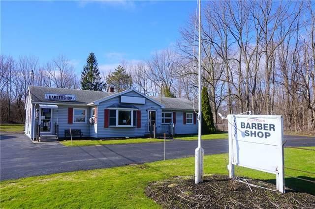 8423 W Ridge Road, Clarkson, NY 14420 (MLS #R1259333) :: Robert PiazzaPalotto Sold Team