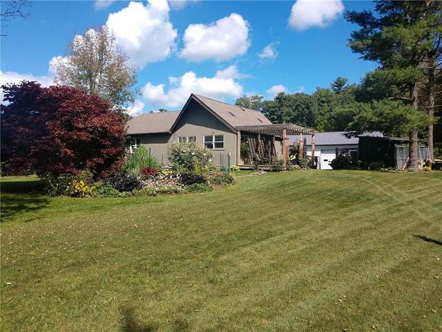 2570 County House Woods Road, Jerusalem, NY 14478 (MLS #R1259493) :: Updegraff Group