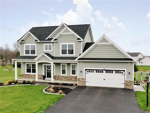 148 Fallwood Terrace, Parma, NY 14468 (MLS #R1259539) :: Robert PiazzaPalotto Sold Team