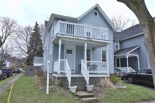 651 Linden Street, Rochester, NY 14620 (MLS #R1259584) :: Updegraff Group
